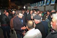 Tosun Dereköy halkıyla buluştu