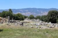 Lagina Kutsal Alanı'ndaki kazılar yeniden başlayacak