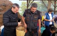 3. Göcek Çıntar Mantarı Toplama Yarışması düzenlendi