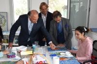 AK Parti Muğla Milletvekili Demir, engellileri ziyaret etti