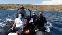 Başkan Aras: Doğa yoksa turizmde yok