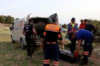 Yamaç paraşütü kazası: 1 ölü