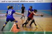 Yalıkavakspor, İzmir Büyükşehir Belediyespor'u 32-25 yenerek yarı finale yükseldi