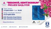 BEGONVİL KENTİ Bodrum Projesi başlıyor