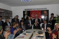Osman Gürün Bodrum'daydı