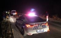 Bodrum'da motosiklet yayaya çarptı: 1 ölü, 1 yaralı