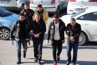 Gözaltına alınan 3 şüpheliden 1'i tutuklandı
