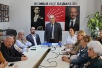 CHP Bodrum'dan Bir Haftada 15 Bin İMZA