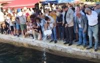 Geleneksel 7. Balık Avı Festivali yapıldı