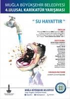 4. Ulusal Karikatür Yarışması  Başvuruları 24  Mayıs'ta BİTİYOR