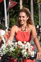 """Bodrum'da """"Süslü Kadınlar Bisiklet Turu"""""""