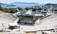Bodrum Antik Tiyatro'da asırlardır müzik sesi yankılanıyor