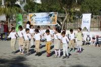 Çocuklara balığı sevdiren proje