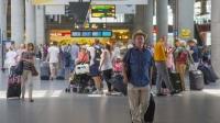 Dalaman Havalimanı Nisan'da 160 bin 688 yolcuya hizmet verdi