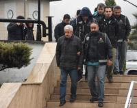 Adliyeye sevk edilen 7 şüpheliden 2'si tutuklandı