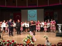 Bodrum'da öğretmenler korosu konser verdi