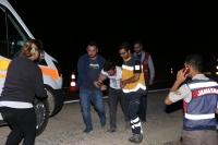 Otomobil uçuruma devrildi: 2 ölü, 2 yaralı