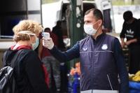 Bodrum'da koronavirüs tedbirleri
