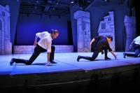 """15. Uluslararası Bodrum Bale Festivali """"Zorba"""" isimli gösteriyle başladı"""