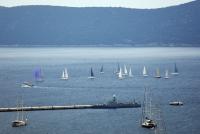 43 teknede yaklaşık 400 sporcunun katıldığı altıncı ayak yarışları tamamlandı