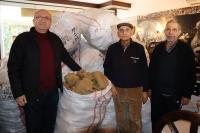 Bodrum'dan Yunanistan'a deniz süngeri ihracatı