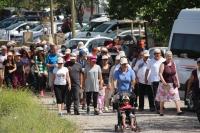 Anneler Günü'nde yürüdüler