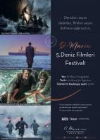 D-Marin Deniz Filmleri Festivali 27 Ağustos'ta