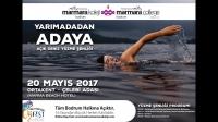 Açık Deniz Yüzme Şenliği 20 Mayıs'ta!