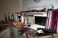 Hırsızlık zanlısı 4 Gürcü tutuklandı