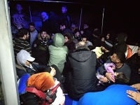 43 yabancı uyruklu yakalandı