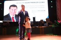 Bodrum Belediyesi'nden öğretmenlere özel kutlama