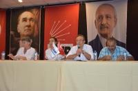CHP Marmaris İlçe Kongresi YAPILDI