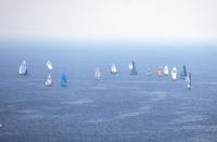 46 teknede yaklaşık 400 sporcunun katıldığı 5. ayak yarışları tamamlandı