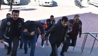 Gözaltına alınan 6 şüpheliden 5'i tutuklandı