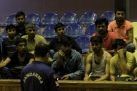 126 kaçak göçmen yakalandı