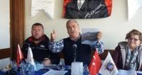 Denizciler Bakanı  vazgeçmeye çağırdı