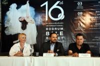16. Uluslararası Bodrum Bale Festivali,