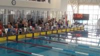 Bodrum Yüzme Ve Su Sporları Kulübü madalyaya doymuyor