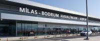Milas-Bodrum havalimanına uçuşlar iptal edildi