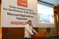 Bodrum'da Mevzuat  Bilgilendirme Toplantısı başladı