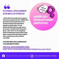 Eşitlik İçin Bodrum Kadın Platformu .