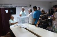 CHP Bodrum'da Delege Seçimleri Tamamlandı!