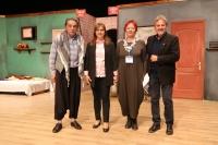 Bodrum Belediyesi Şehir Tiyatrosu 1 yaşında