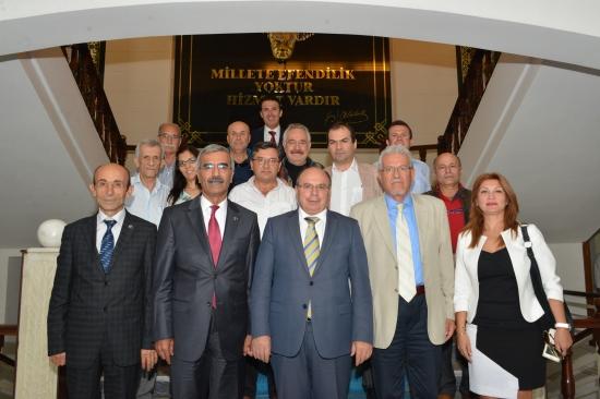 Korsan emlakçılıkla mücadelede  Gözler Muğla Valisi'nde