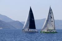 17. Sonbahar Göcek Yarış Haftası ikinci gün yarışları tamamlandı
