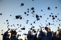 Bodrum Güzel Sanatlar'da 10. kez mezuniyet heyecanı