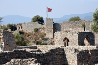 Beçin Antik Kenti UNESCO  DAİMİ LİSTESİ YOLUNDA