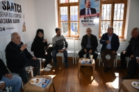 CHP'li eski Başkandan, Behçet Saatcı'ya Destek