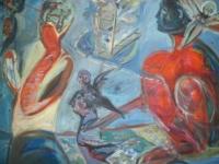 Yeni Yılın ilk sergisi Tahir Daştan Oasis Sanat Galerisi'nde bugün açılıyor