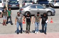 Gözaltına alınan 4 zanlıdan 3'ü tutuklandı